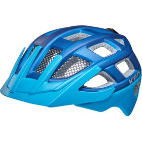 KED Kailu Casque Enfant, blue lightblue matt